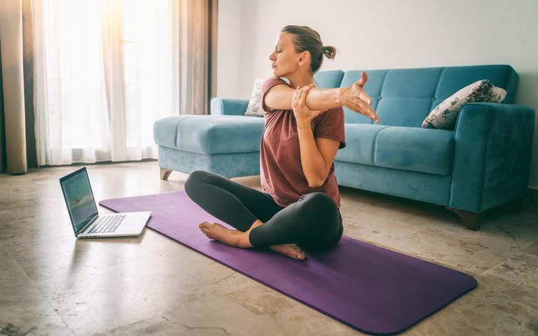 Aproveite os benefícios da prática sem sofrimento