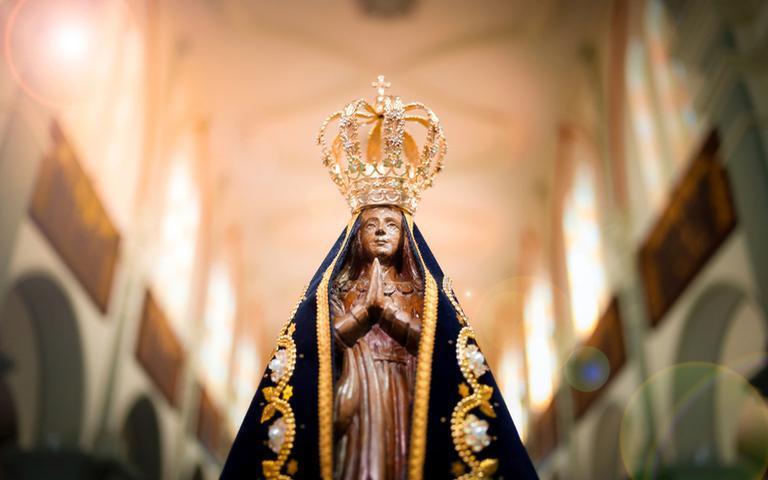 Nossa Senhora Aparecida atende todas as suas súplicas